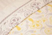 Indian Designer Bedding /  Luxury Indian Bedding,  Unique Designer Bohemian  Hand Block Printed Bedding