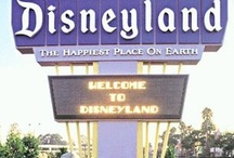 Disneyland Thru The Years / by Anaheim Quality Inn & Suites