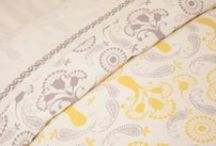 Indian Cotton Bedding / Beautiful Indian Cotton Bedding / by Attiser