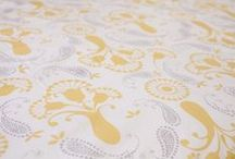 Bohemian Bedding /  Bohemian Bedding - French country Bedroom Décor - Floral Bedding / by Attiser