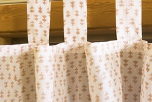 Designer Curtains  / Decorative Curtains - French Country Drapes - Floral Curtains -Designer Curtains