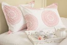 Girls Bedding Sets / Bedding Girls Room - Girls Bedding Sets - Block Printed Textiles