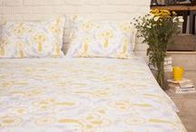 Indian Print Bedspreads / Printed Bed Sheets - Cotton Sheet Sets - Floral Sheets - Indian Print Bedspreads