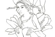 Free Coloring Pages by Chelas