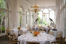 VENUE | The Orangery, Holland Park / The Orangery is a breathtakingly elegant wedding venue in one of London's most beautiful settings. A glass and stone palace built for Lord & Lady Holland's soirees, it provides a blank canvas space that is both stylish and charming.