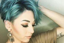 Hair / hair // hairstyles // hair colour // hair inspiration