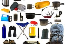 Survival Tools / キャンプ用品は災害時にはサヴァイヴァルするための道具。特に浄水器をプラスすることが大切かと、、、。