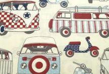 Fabrics I Love Telas que adoro