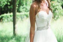 Wedding...daydreaming / Maybe someday I'll have my fairytale wedding...