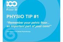 Physio Tips