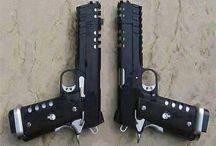 Silah Bıçak Balta vs. / Sevdiğim bıçaklar baltalar silahlar vs .