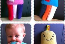 Easy Sewing Patterns - Toys, Dolls, Bags, Slippers, Scarfs / Easy Sewing Patterns - Toys, Dolls, Bags, Slippers DIY