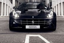 BLACK BAUTIFUL CARS / Simply because most good looking cars look best dressed in BLACK.