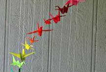 Origami a vystřihovánky
