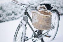 Winter / Lo que nos gusta del invierno/What we like winter