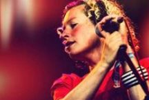 Kate Rusby on Tour / The tour life never stops for Kate & Damien, these pins will let you in behind-the-scenes!