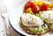 Food : Breakfast Recipes / {gluten free pancakes} {gluten free waffles} {gluten free muffins} {gluten free porridge} {breakfast eggs}