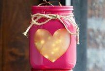 Holidays: Valentine's Day Food & DIY / Valentine's Day food, Valentine's Day drink, Valentine's Day gift ideas, Valentine's Day crafts