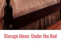 Home Storage / On this board you'll find pins all about different storage ideas for around your home. We'll help you think of places you hadn't thought of that can be used to store your items.