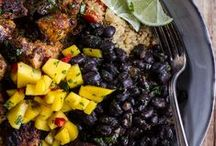 Delicious Caribbean & Latino Food & Drink / caribbean, latin American food and drink