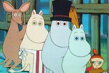 Moomin / Favourite cartoon: The Moomins, Moomin, Mumin