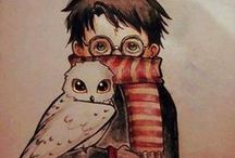 ⚡ Old (fictional) friends [H.P.] ⚡ / J.K.ROWLING Quotes, Fanart & FF