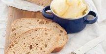 Brotzeit Brot Stulle Rezepte / Alles, was man sich aufs Brot schmieren kann.  Brot backen Rezepte Brot backen Marmelade, Konfitüre, Gelee, Brotaufstrich