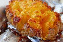 Opskrifter - Kartofler