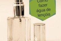 Aromas e cheiros