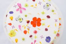 Edible flowers are so pretty and tasty