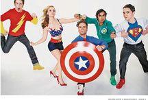The Big Bang Theory / by Celina Chico