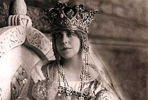 Queen Marie of Romania / Queen Marie of Romania, granddaughter of Britian's Queen Victoria, was a close friend and confidante of Sam Hill, the founder of Maryhill Museum of Art.
