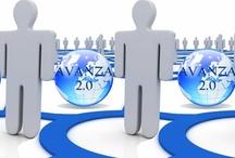 Redes Sociales / Las redes sociales son el complemento perfecto para potenciar la comunicación con sus clientes y adaptar sus productos y servicios a sus necesidades. No retrase más la entrada en el mundo 2.0.