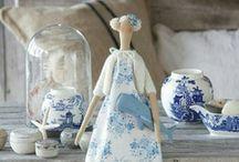 tilda style dolls