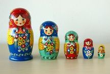 Matryoshka love / by Semra Bayrak