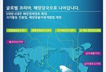 해양수산부 2013 업무보고 인포그래픽 / 해양수산부가 발표한  2013 업무보고 주요 내용을 인포그래픽으로 제작해봤습니다.