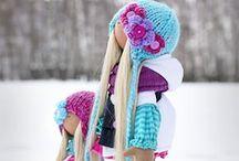 t.conne style dolls