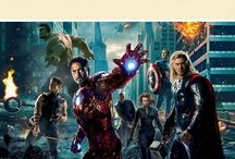 Marvel/DC comics / by Celina Chico