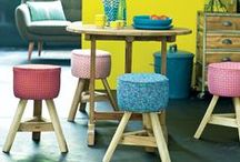 Bold & Beautiful / Bold, bright and beautiful decor ideas and inspiration for creating a colourful home.