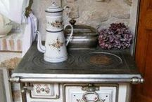 vintage stoves / by J B
