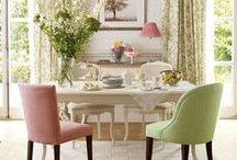 Spring in Your Step / From pastels to neutrals and everything in between - all you'll need to bring a sprinkling of springtime into your home.
