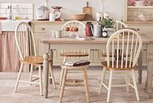 Country Chic / Bringing country living and all its pastoral charm into your home...