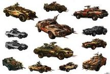 Vehicles references