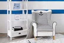 Nicely Nautical / The very best of nautical decor style & beach house themed home furnishings.