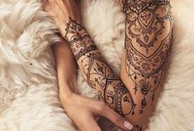 Tattoos ♥️ / henna tattoos