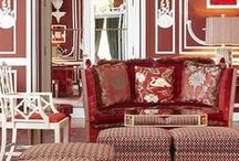 Marsala: Colour Of The Year 2015 / Inspired by Pantone's Colour of the Year 2015, we've compiled a board full of marvellous marsala products & design ideas to help inspire your home decor.