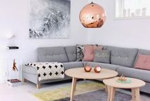 Scandi Retro / Designer Zoe Brewer from My Interior Stylist takes over one of our boards to show you how to combine Scandinavian and retro furniture in to one cohesive and on trend look.