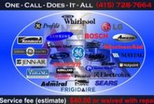 APPLIANCE RIPEAR SAN FRANCISCO / Appliance Repair Service San Francisco » Free Estimate + Get $20 Off on any repair job Atech (415) 728-7664
