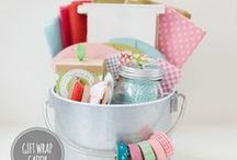 Handmade / Inspired crafts and DIY projects we love!