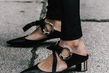 Shoes / Good shoes take you good places. ― Seo Min Hyun